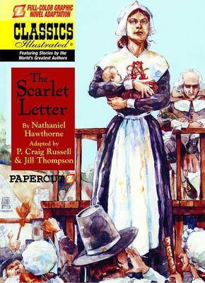 Classics Illustrated: The Scarlett Letter No. 6