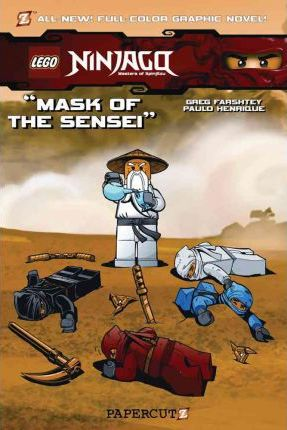 Lego Ninjago #2: Mask of the Sensei
