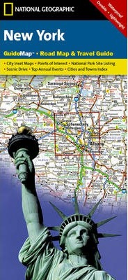 New York : State Guide Maps