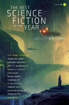The Best Science Fiction of the Year : Volume Three