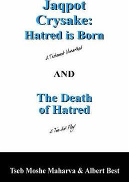 Jaqpot Crysake - Hatred Is Born Cover Image