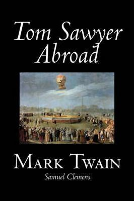Tom Sawyer Abroad Cover Image