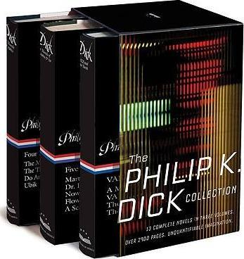 The Philip K. Dick Collection Cover Image
