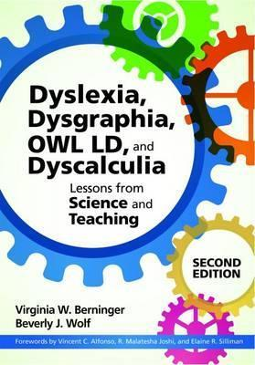 Dyslexia Dysgraphia Owl Ld And Dyscalculia Virginia