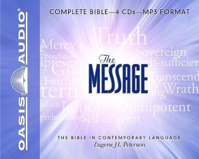 Message Bible-MS