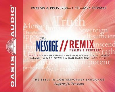Message Remix Psalms & Proverbs-MS