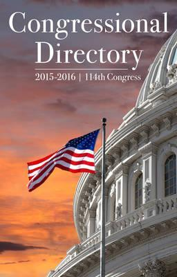 Official Congressional Directory 2015-2016 - 114th Congress