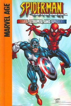 Spider Man Team Up Cover Image