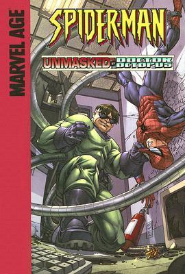 Unmasked by Doctor Octopus!