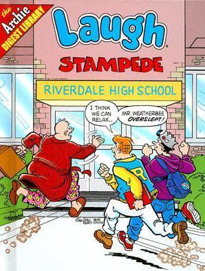 Laugh with Stampede Cover Image