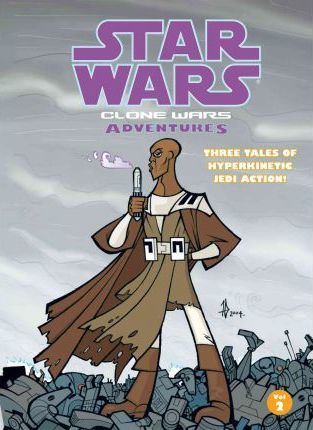Star Wars: Clone Wars Adventures, Volume 2