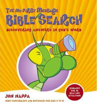 The My First Message Bible Search