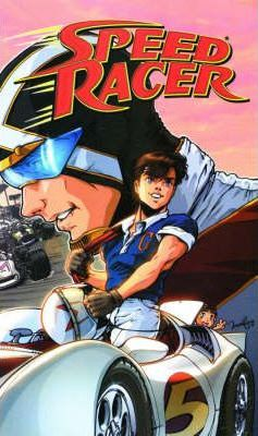 Speed Racer/Racer X: The Origins Collection Cover Image
