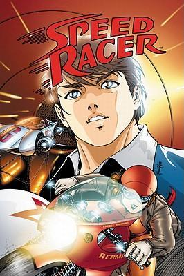 Speed Racer Volume 6 Cover Image