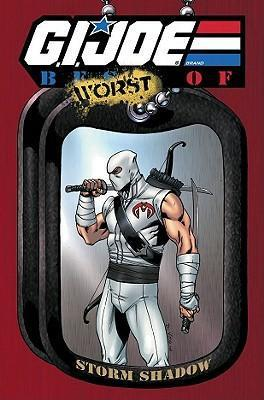 G.I. JOE: The Best of Storm Shadow Cover Image