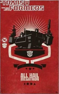 Transformers: All Hail Megatron v. 4