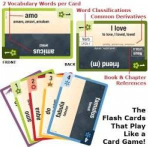 Latin Level 1 Clash Cards