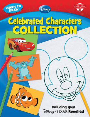 Learn To Draw Disney Celebrated Characters Collection Disney Storybook Artists 9781600581441