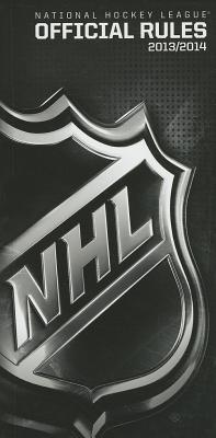 2013 14 Official Rules Of The Nhl National Hockey League