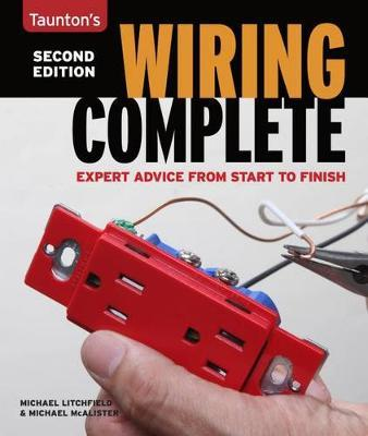 wiring complete michael mcalister 9781600858468 rh bookdepository com