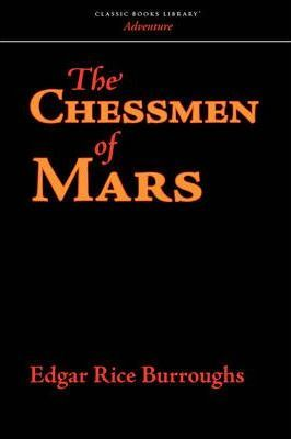 The Chessmen of Mars Cover Image