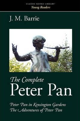 The Complete Peter Pan Cover Image
