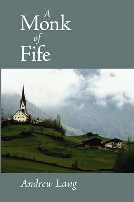 A Monk of Fife, Large-Print Edition Cover Image