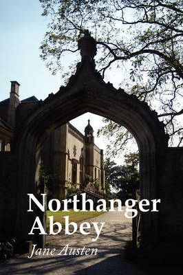 Northanger Abbey, Large Print Cover Image