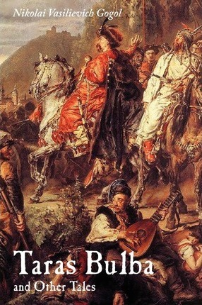 Taras Bulba and Other Tales, Large-Print Edition Cover Image