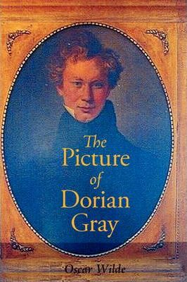 The Picture of Dorian Gray, Large-Print Edition Cover Image