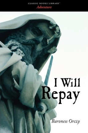 I Will Repay Cover Image