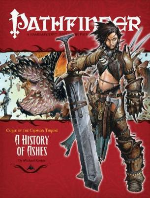 Pathfinder #10 Curse of the Crimson Throne: A History Of Ashes