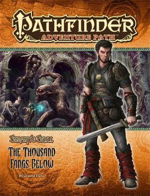 Pathfinder Adventure Path: The Serpent's Skull: The Thousand Fangs Below Part 5