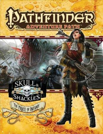 Pathfinder Adventure Path: Skull & Shackles: The Price of
