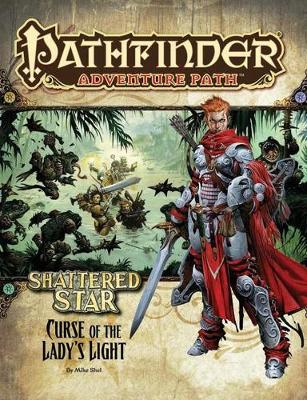 Pathfinder Adventure Path: Shattered Star Part 2 - Curse of