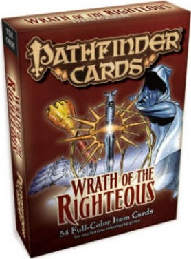 Pathfinder Item Cards: Wrath of the Righteous Adventure Path