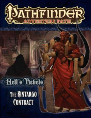Pathfinder Adventure Path Hell's Rebels Part 5 - The Kintargo Contract