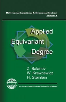 Applied Equivariant Degree