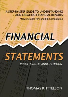 Financial statements best books to read before starting a business