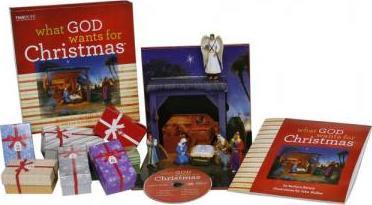 What God Wants for Christmas : Barbara Rainey : 9781602004283