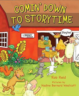 Comin' Down to Storytime