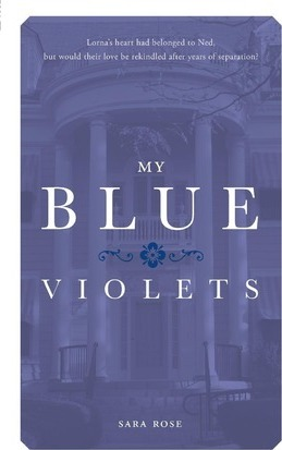 My Blue Violets Cover Image