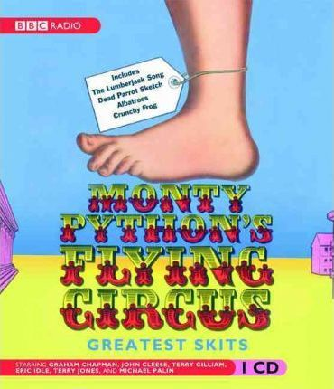 Monty Python's Flying Circus Greatest Skits