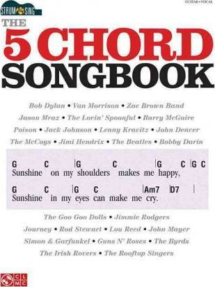 The 5 Chord Songbook Hal Leonard Publishing Corporation