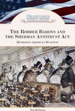 the robber barons book