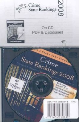 Crime State Rankings 2008