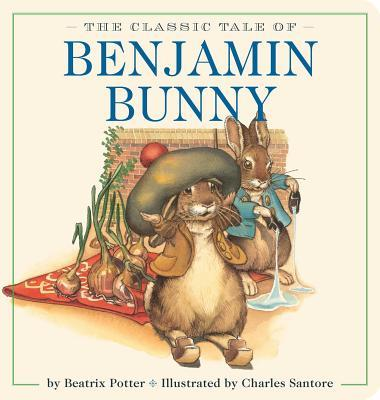 Benjamin Bunny Oversized Padded Board Book