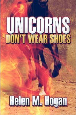 Unicorns Don't Wear Shoes Cover Image
