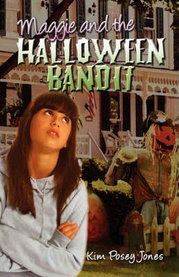 Maggie and the Halloween Bandit Cover Image