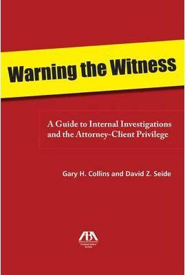 attorney client privelege Attorney-client privilege and work-product doctrine: maximizing the privileges the attorney-client privilege is the oldest recognized form of common law privilege 7 the preeminent evidence scholar and author of a treatise on evidence professor and dean john henry wigmore of northwestern.